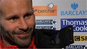 Cyn bêl-droediwr Manchester United a Chymru, Ryan Giggs