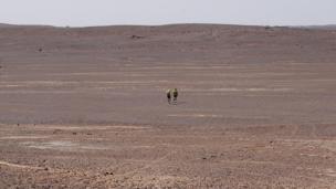 Marathon des Sables: 156 milltir, dros chwe diwrnod yn anialwch y Sahara