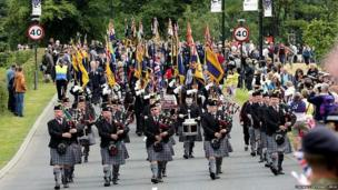 Stirling march