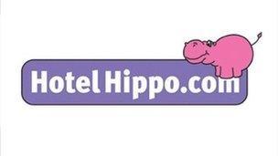 Hotel Hippo logo