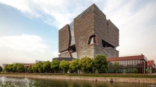 Xi'an Jiaotong-Liverpool University Administration Information Building, Suzhou, China