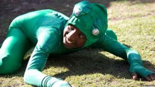 Frog boy Yosef Kefalew