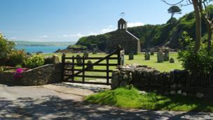 The Church of St Brynach, Cym Yr Eglwys