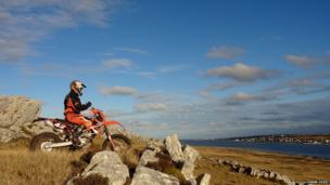 Wireless Ridge Rider