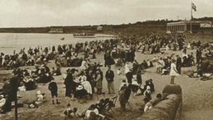 Ynys y Barri 1920au/1930au