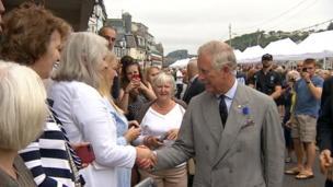 Duke of Cornwall in Looe