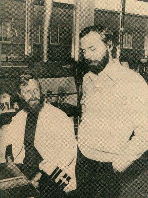 Peter Piot at the Institute of Tropical Medicine, Antwerp in 1976