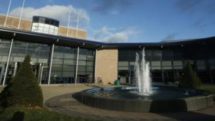 Scotsoun Sports Campus
