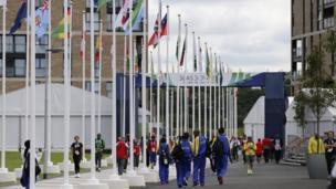 Athletes' Village Glasgow