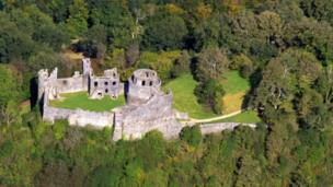 Castell Dinefwr