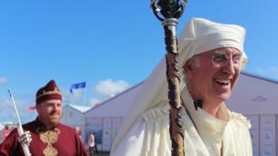 Dyfrig ab Ifor