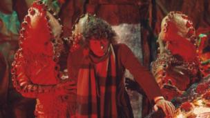 Two Zygons and The Doctor