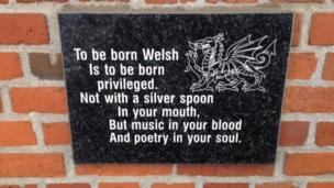 A lasting monument to Welsh soldiers who died in World War One has finally be unveiled in Flanders