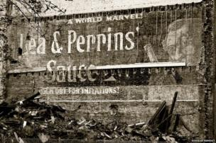 Lea and Perrins advert