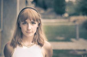 Portrait of Eleanor