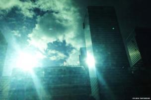 Sun in London