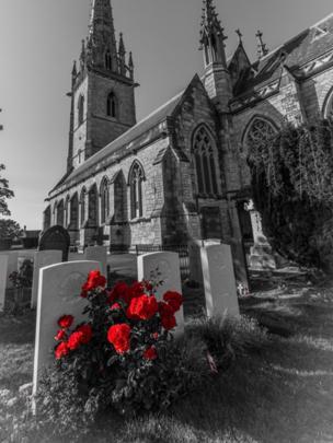 St Margaret's Church, Bodelwyddan,