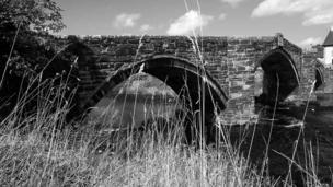Pont Fawr in Llanrwst
