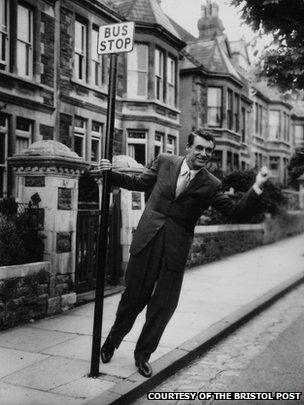 Cary Grant in Horfield