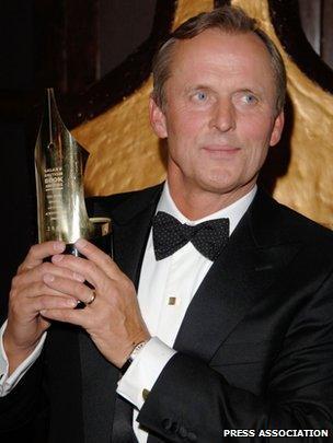 John Grisham seen on 28 March 2007