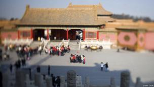 The Forbidden City, a fusion of classical Chinese and East Asian architecture has influenced the development of modern architecture in China.