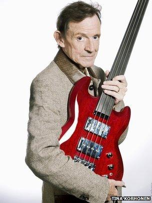 Jack Bruce was said to be one of the best bass guitarists in rock history