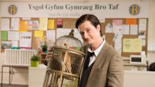 Aled Pugh oedd yr Actor Orau yn 2010 am ei bortread o Ryan Davies yn Ryan a Ronnie