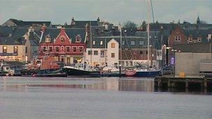 Port Steòrnabhaigh