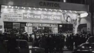 The Capitol Theatre In Cardiff