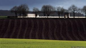 Caterpillar Valley Cemetery and New Zealand Memorial, Longueval, France