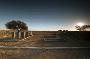 Trekkopje Cemetary, Namibia
