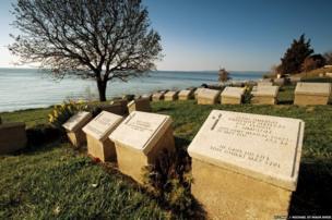 Beach Cemetery, Anzac, Gallipoli, Turkey