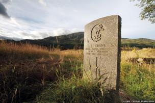 St Finnian's Isle Burial Ground, Inverness-shire, Scotland