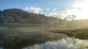 Upper Talley Lake, Carmarthenshire