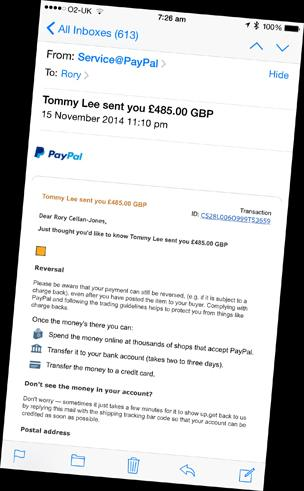 eBay and an email scam - BBC News