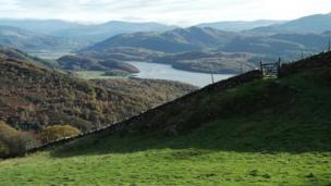 The Mawddach Estuary, Gwynedd.