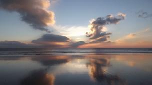 Benar Beach, Gwynedd