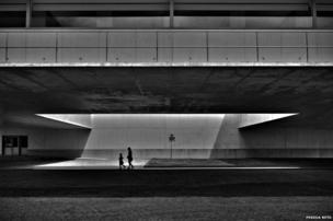 Library by Pessoa Neto