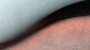 Aeolian bedforms, Mars