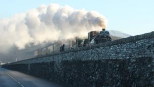Cob in Porthmadog