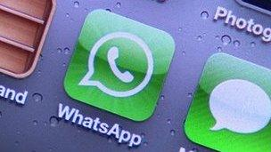 Bbc Have Your Say On Whatsapp Bbc News