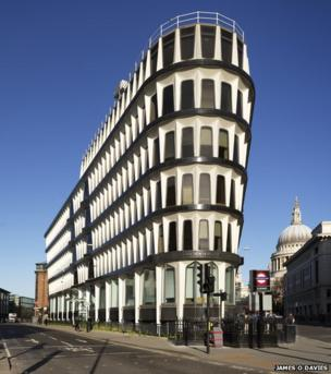 30 Cannon Street, (formerly Credit Lyonnais) London
