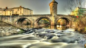 Monnow Bridge, Monmouth