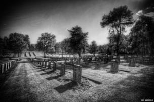 The Cannock Chase War Cemetery, Staffordshire