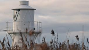 Matthew Sutton from Undy captured the East Usk lighthouse in the Newport wetlands
