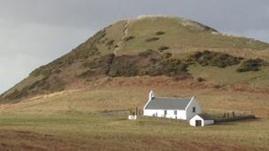 Bill Hirst from Milford Haven took this photo while walking along the coastal path in Mwnt, Ceredigion