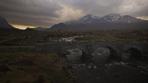 Bridge over River Sligachan