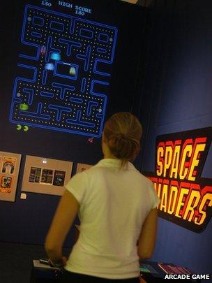 Arcade game