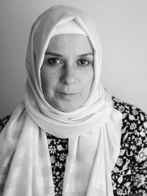 AKP member Zeynep Kandur