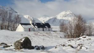 Cottage in Glencoe